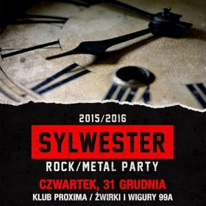 SYLWESTER - ROCK/METAL PARTY