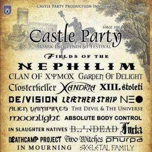 Castle Party 2016 - Bolków - Dark Independent Festival