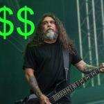 Na muzyce nie da się zarobić! Co robi zdesperowany Rammstein, Slayer, Guns N' Roses i Metallica?
