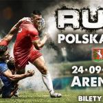 Mecz rugby Polska-Ukraina, wydarzenie sportowe, Arena Lublin, Lublin