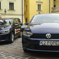 Wylicytuj samochód Papieża Franciszka
