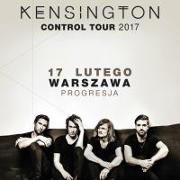 KENSINGTON - koncert Warszawa, Progresja Music Zone, Warszawa