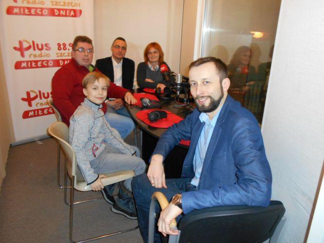 Monika Dyker - Woźniak, Przemysław Słowik, Grzegorz Walter, Paweł Wierzchowiec i Igor Wierzchowiec.