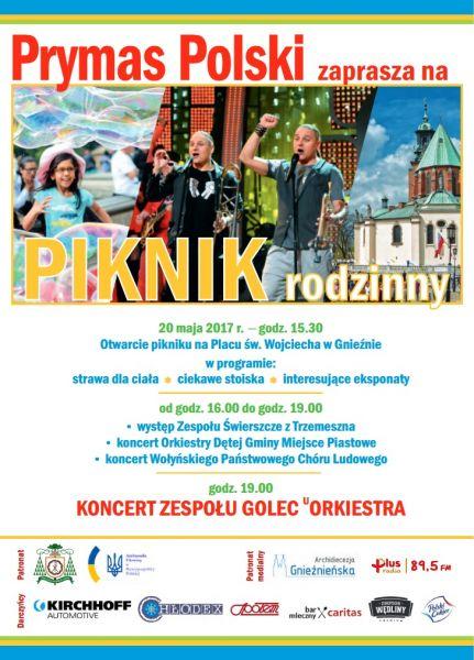 Prymasowski Piknik Rodziny