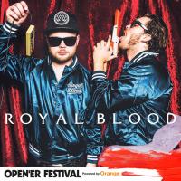 ROYAL BLOOD - Open'er Festival