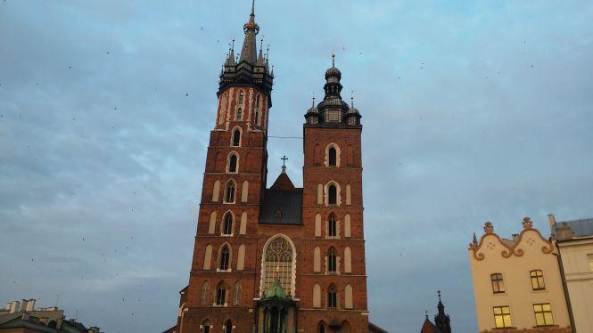 Fot. Kościół Mariacki w Krakowie, fot. Sylwia Adamczyk
