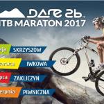 DARE2b MTB Maraton - ZAKLICZYN 2017 ,Zakliczyn - Rynek ,Zakliczyn
