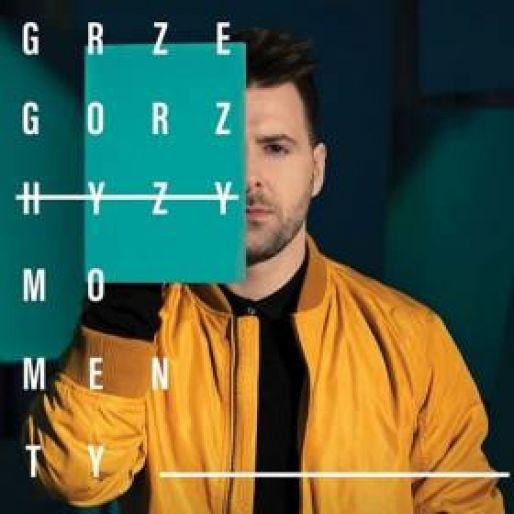 """Grzegorz Hyży - """"Noc i dzień"""" - nowy singiel promujący płytę """"Momenty"""""""