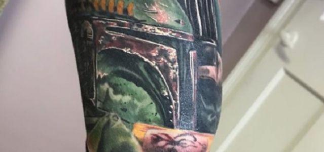 Star Wars Tatuaże Inspirowane Filmem Które Wyglądają