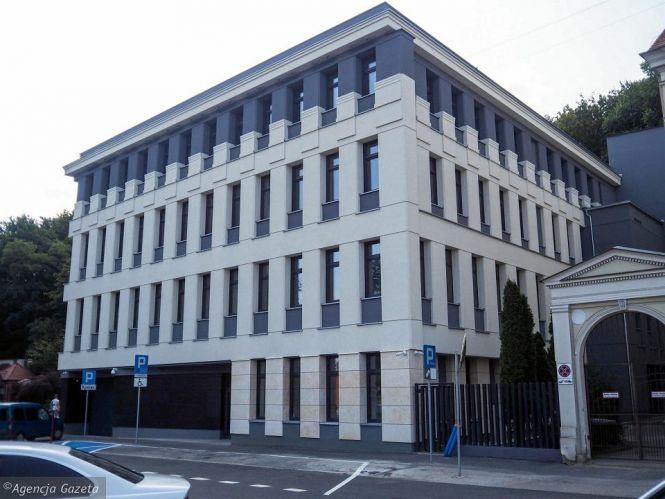 Budynek Sądu Okręgowego