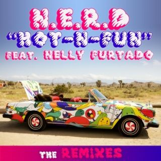 Hot 'N' Fun (Starsmith Radio Remix) - Nelly Furtado, N.E.R.D.