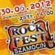 Rock Fest Szamocin, KONCERTY SZAMOCIN, Szamocin: targowisko miejskie, Szamocin