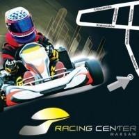 Ścigamy się w Racing Center Warsaw, Racing Center Warsaw, Warszawa
