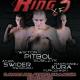 Gala MMA Ring 3!, Hala MOSiR Zgierz, Zgierz
