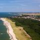 Plaża Zachodnia, Darłowo