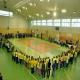 Hala widowiskowo-sportowa przy SP4 w Łęcznej, ul. Jaśminowa 6, Łęczna