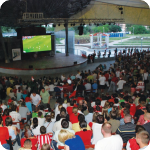 Mundial w amfiteatrze Bemowo, Amfiteatr Bemowo, Warszawa