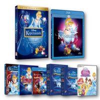 KOPCIUSZEK w edycji Ze Skarbca Disneya - już na DVD i Blu-Ray! Zobacz zwiastun i zdjęcia! [VIDEO, FOTOGALERIA]