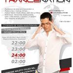 Trance Nation z Johnem De La Mora w Megaclubie w Katowicach., Mega Club, Katowice
