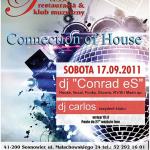 Connection Of House w Klubie Passe w Sosnowcu., Klub Muzyczny Passe, Sosnowiec