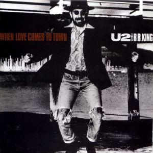 Dancing Barefoot - U2