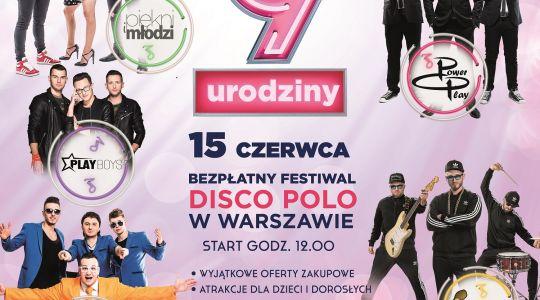 Festiwal Disco Polo w Warszawie