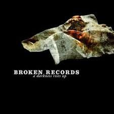 A Darkness Rises Up - Broken Records