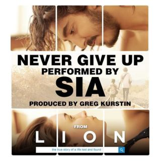 Never Give Up - Sia