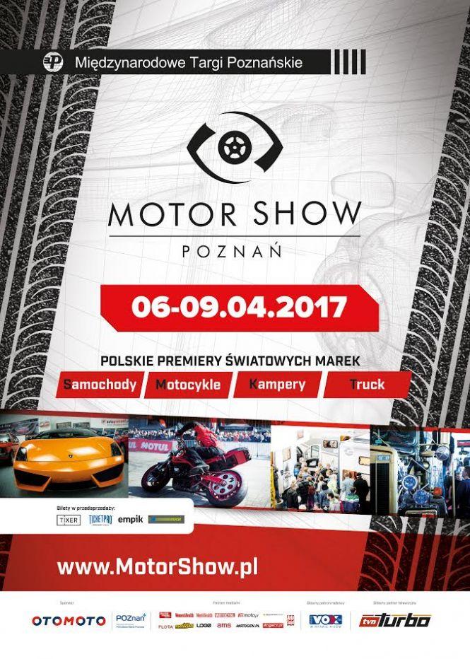 Targi Motor Show Poznań 2017