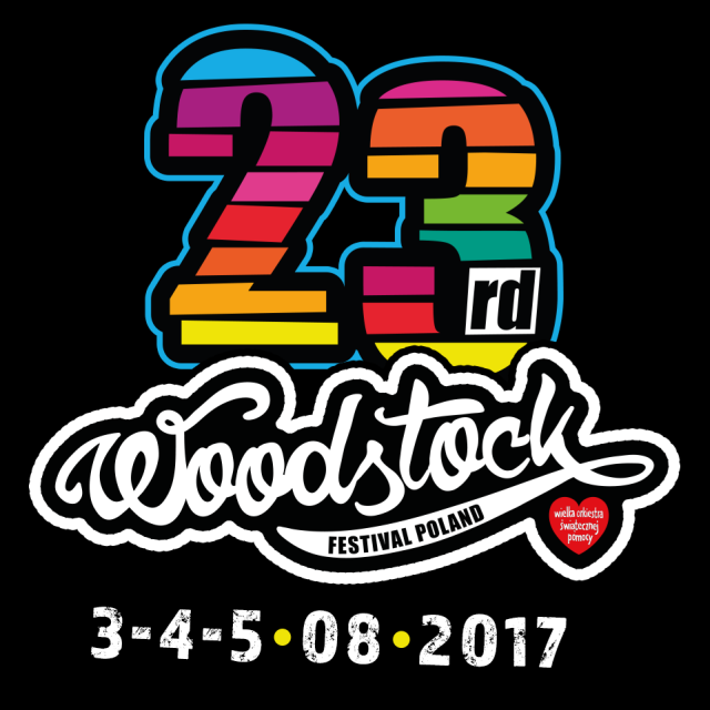 WOODSTOCK 2017 - TERMIN, LINE-UP, OGŁOSZENIA w artykule WOODSTOCK 2017 - ZESPOŁY, DATA, MIEJSCE